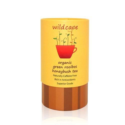 ★衛立兒生活館★南非國寶茶Wild Cape 野角南非博士綠蜜樹茶-40包/罐