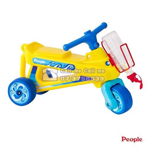 ★衛立兒生活館★People 公園競賽滑步車(附水壺架)YG906