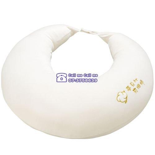 ★衛立兒生活館★夢貝比 有機棉媽媽樂活枕QA3088-布套