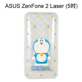 哆啦A夢透明軟殼 [微笑] ZenFone 2 Laser ZE500KL Z00ED (5吋) 小叮噹【正版授權】