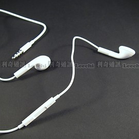 Apple iPhone 3GS,iPhone 4,iPhone 4S 原廠耳機/可調音量/保證正原廠