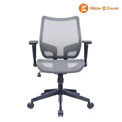 特價4311 恰恰-網椅 電腦椅 人體工學椅 辦公椅  (冰礦銀)
