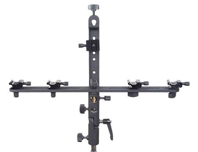 ◎相機專家◎ Phottix 十字型閃光燈支架 FTx3 Flash Bar 5閃燈支架 公司貨 87515