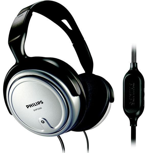 【迪特軍3C】PHILIPS 飛利浦 SHP2500 HIFI 立體聲 耳罩式耳機