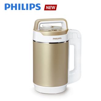 【飛利浦 PHILIPS】免濾金營養料理機(HD2089)送榨汁機(HR2738)