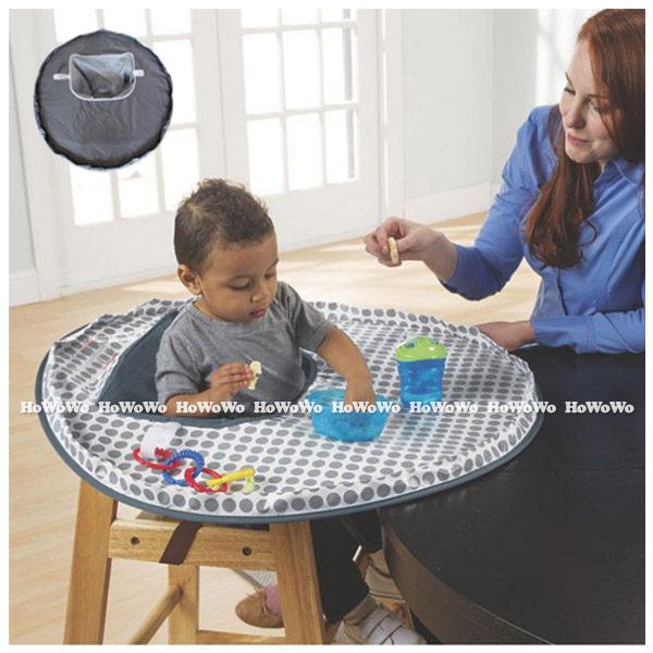 嬰兒吃飯椅吃飯墊 座椅圍墊 便携式餐墊 SS1044