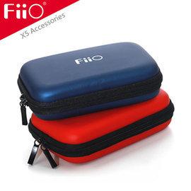 志達電子 HS7【FiiO X5專屬配件-HS7 訊源播放器收納盒】也可以放耳機功率擴大器/耳機/記憶卡 收納包/攜行包/攜存盒/硬殼