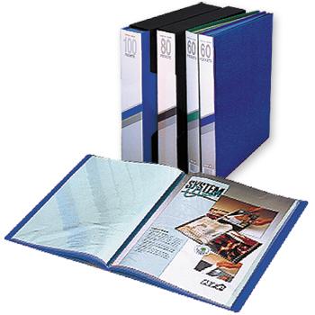HFPWP 80頁資料簿 有穿紙 環保材質 台灣製 B80 / 本
