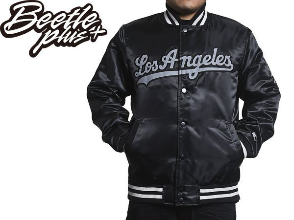 BEETLE MLB LOS ANGELES DODGERS JACKET 洛杉磯 道奇 棒球外套 M