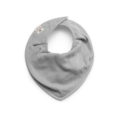 ★衛立兒生活館★瑞典 Elodie Details 艾洛迪 領巾型口水巾圍兜-復古灰