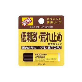 Kiss Me 奇士美 乾荒禁止護唇膏 2.5G/條◆德瑞健康家◆
