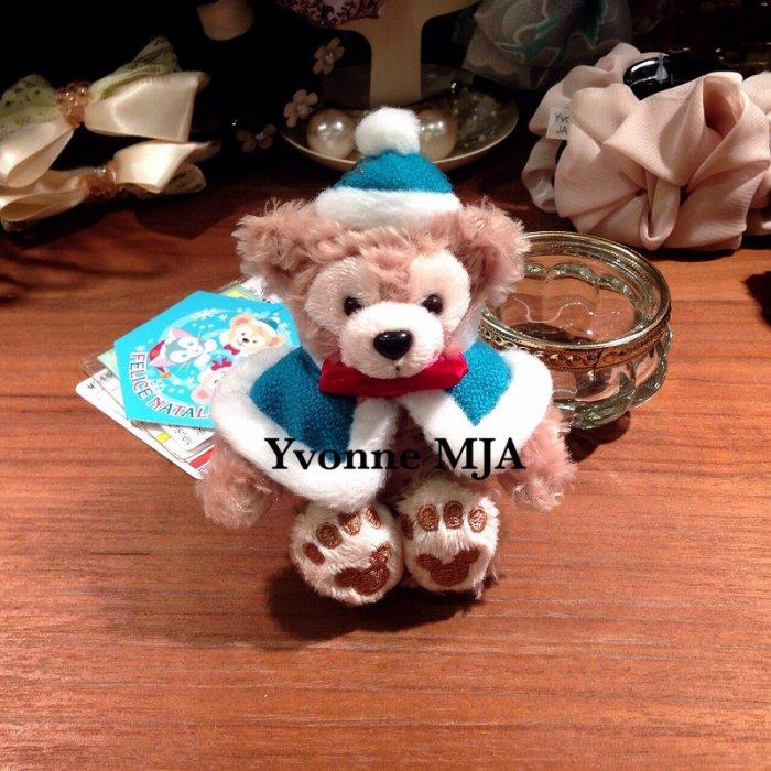 *Yvonne MJA日本代購*東京迪士尼Disney海洋樂園限定正品Duffy達菲冬季限定斗篷造型
