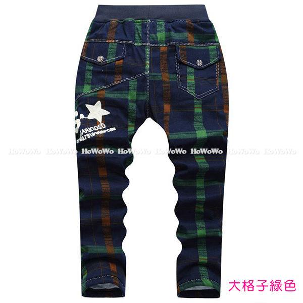 中小童厚款長褲 兒童鋪棉雙層保暖長褲  AIY2022