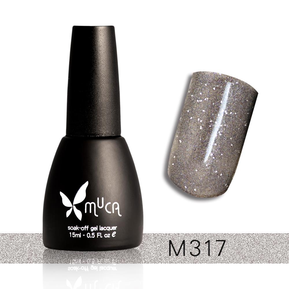 Muca沐卡 即期光撩凝膠指甲油 M317(15ml)