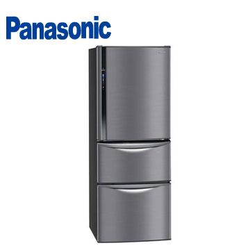 Panasonic國際牌 468公升ECO NAVI三門變頻冰箱 NR-C477HV-K ★杰米家電☆