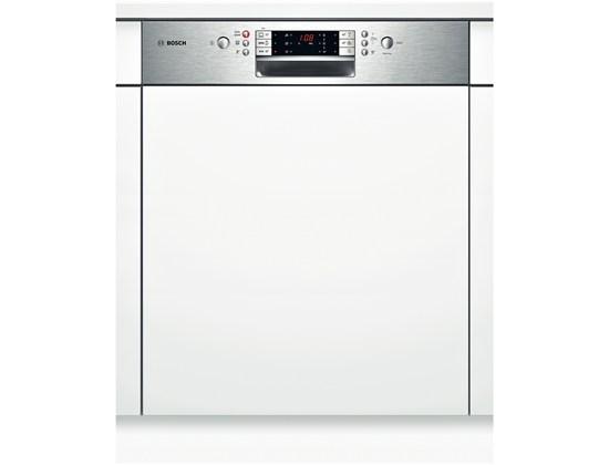 Bosch 洗碗機 SMI63M15TC 半嵌式水動能科技洗碗機 (110V) 13人份 【零利率】※熱線 07-7428010