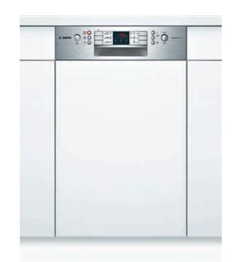 Bosch 洗碗機 SPI68M05TW  嵌入式洗碗機 (220V) 10 人份 【零利率】※熱線 07-7428010
