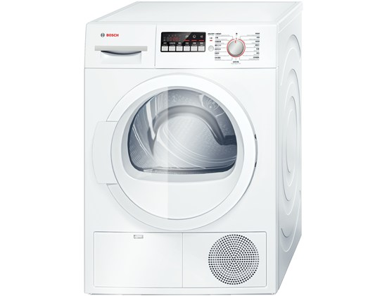 Bosch乾衣機 WTB86200TC 冷凝式乾衣機 (歐規8公斤) --- 不排熱風.室內外兩用【零利率】※熱線  07-7428010