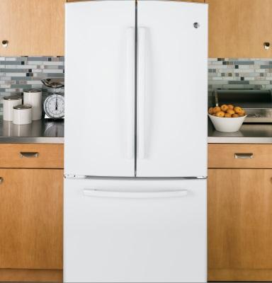 美國GE奇異 GNS23GGWW GE 法式三門冰箱【零利率】 ※熱線07-7428010