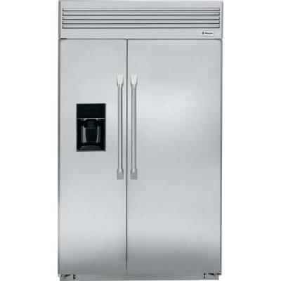 美國GE奇異 ZISP480D 崁入式對開門冰箱【零利率】 ※熱線07-7428010