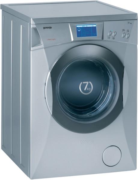 gorenje 歌蘭尼 (WA75185AL)  7KG 智慧型節能洗衣機 (220V電壓)【零利率】※熱線07-7428010