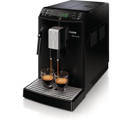 PHILIPS 飛利浦 HD8761  Saeco Minuto 全自動意式特濃咖啡機※熱線07-7428010