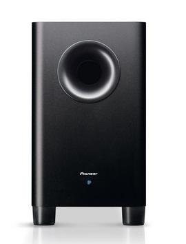 Pioneer先鋒 主動式重低音揚聲器 (S21W)【熱線07-7428010】