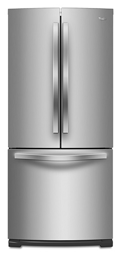 Whirlpool 惠而浦 WRF560SMYM 法式三門冰箱(554L)【零利率】※熱線07-7428010