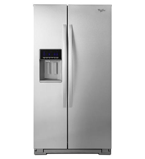 Whirlpool 惠而浦 WRS576FIDM 極智旗艦對開門冰箱(725L)【零利率】※熱線07-7428010