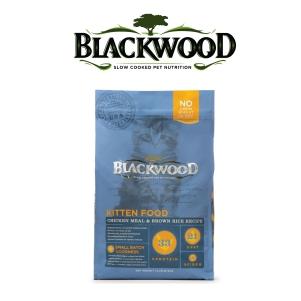 【恰恰】柏萊富 blackwood 特調幼貓糧 雞肉加米1磅