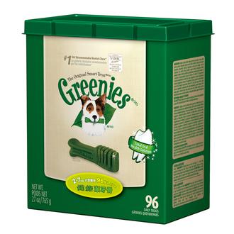 Greenies健綠潔牙骨原味27oz下殺2盒特價1699元