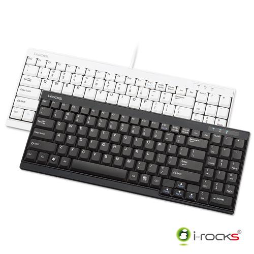 [超薄款] i-Rocks KR6523超薄迷你行動鍵盤