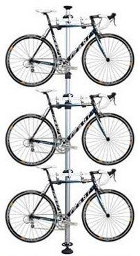【意生】BCCN超長四公尺可停最多八台鋁合金伸縮頂天立地架 限重80公斤 展示架 展覽架掛架停車架停車塔自行車單車4米