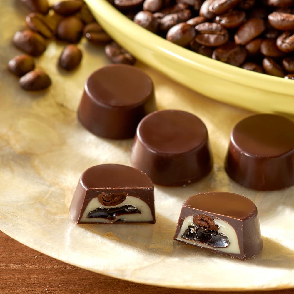 咖啡原豆巧克力