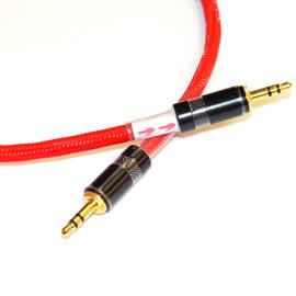 志達電子 CAB019 Canare(20AWG) 立體3.5mm to 立體3.5mm 適用 AUX 車用音響 對錄線