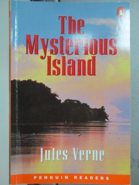 【書寶二手書T1/原文小說_JPT】The Mysterious Island_Verne, Jules