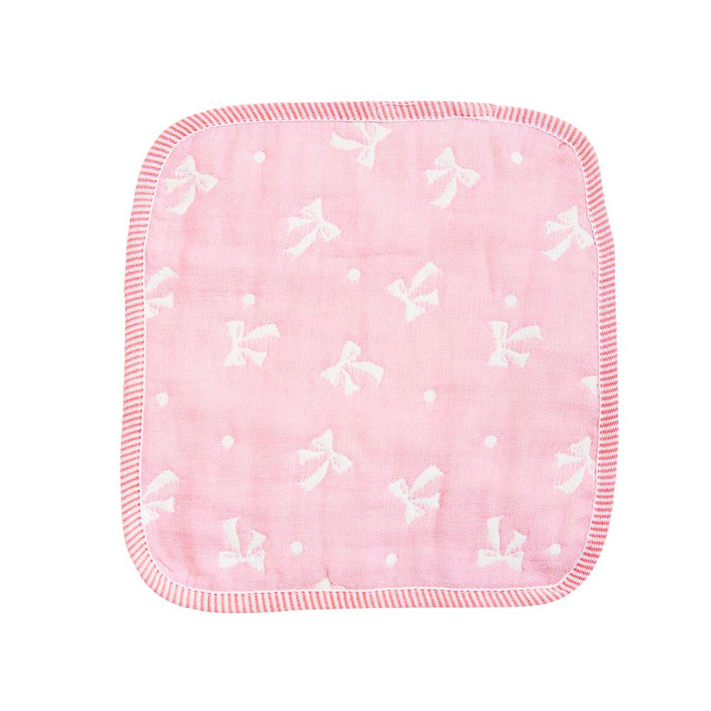 HiBOU-六重紗-萬用小手帕(蝴蝶粉)