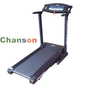 【1313健康館】(下標送眼部按摩器)Chanson CS-6610強生三段仰昇電動跑步機
