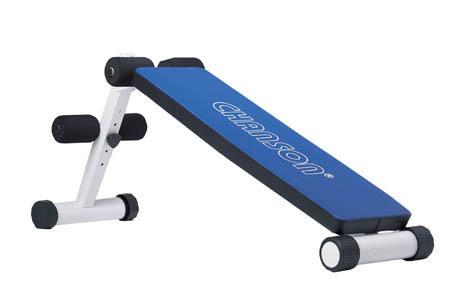 【1313健康館】Chanson 強生CS-8039 全新美式大型仰臥起坐訓練架 專業仰臥板