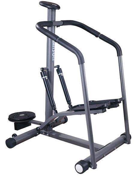 【1313健康館】Chanson 強生豪華型扭腰登山踏步機CS-8126 結合踏步機及扭腰盤的功能!
