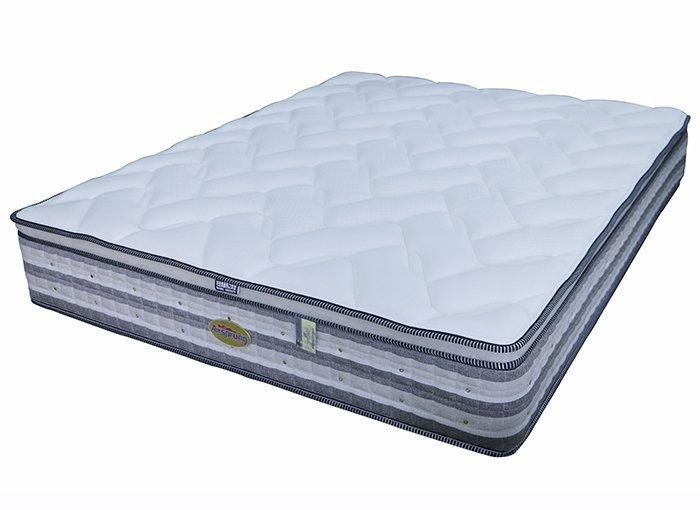 【尚品傢俱】829-03 英格蘭 五尺蜂巢式獨立筒彈簧床墊~另有3.5尺、6尺、6x7尺床墊/Mattress