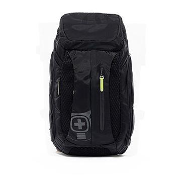 Swiss digital 極簡休閒戶外機能系列--簡約圓筒風尚後背包