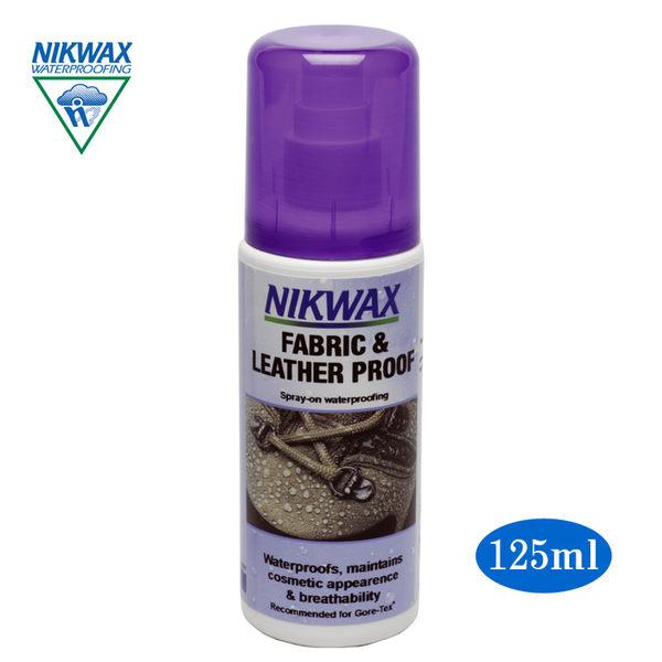NIKWAX 織布/皮革噴霧劑792 / Fabric & Leather Spray / 專業機能性GORE-TEX衣‧包‧鞋 噴霧劑