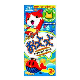 森永盒裝小魚餅-妖怪照燒48g