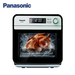 Panasonic 國際牌 NU-SC100  15公升蒸氣烘烤爐◆旋風大火力,煎炸烘烤更美味 ◆三種蒸氣設定,烹調美味不費力 ◆12項美味行程