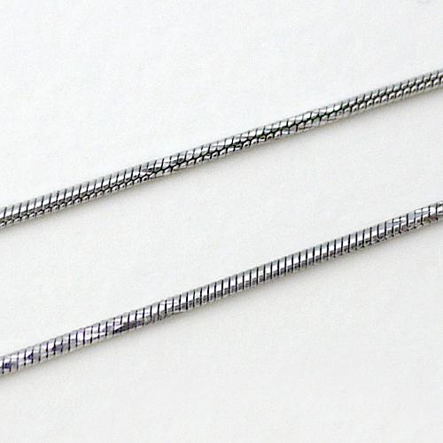 ECO安珂.16吋18吋細緻反光紋路 義大利925純銀項鍊【sn028】