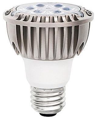 Zenaro★PAR燈泡 LED PAR20 110V 8W 4000K E27 冷白光★永旭照明VU5-LED-PAR208W-4K-1