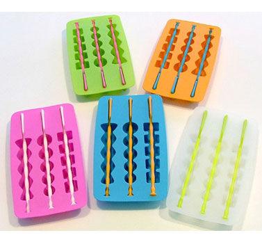 【C13060506】創意冰格 糖葫蘆串冰格 矽膠製冰盒 冰模 可做水果冰棒