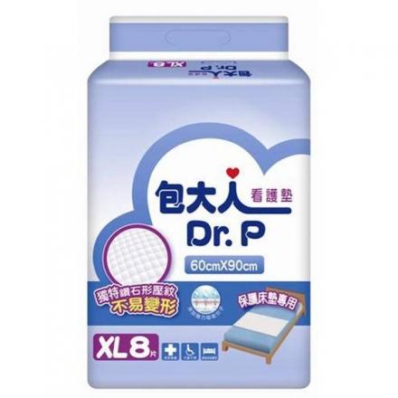 包大人 看護墊 XL 12包入 (箱購)【德芳保健藥妝】