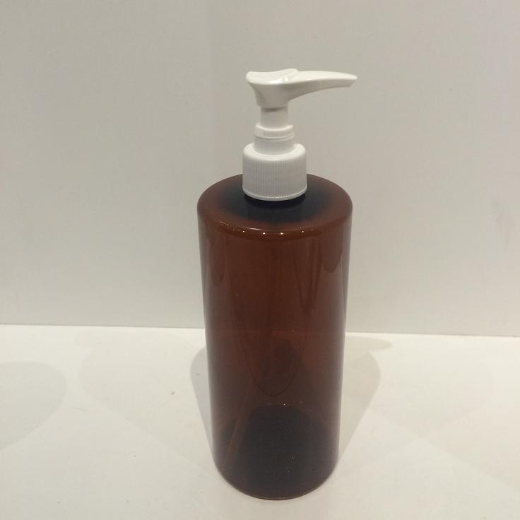 【都易特】塑膠壓瓶 500/1000 ml 茶色 白色 透明  台製 空瓶 大容量 PE/ PETG